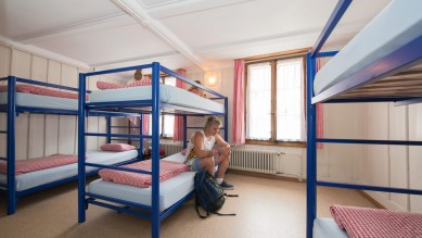 Balmers Interlaken 4 & 5 Bedded Dorms