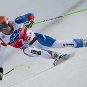 Lauberhorn Int'l Ski race