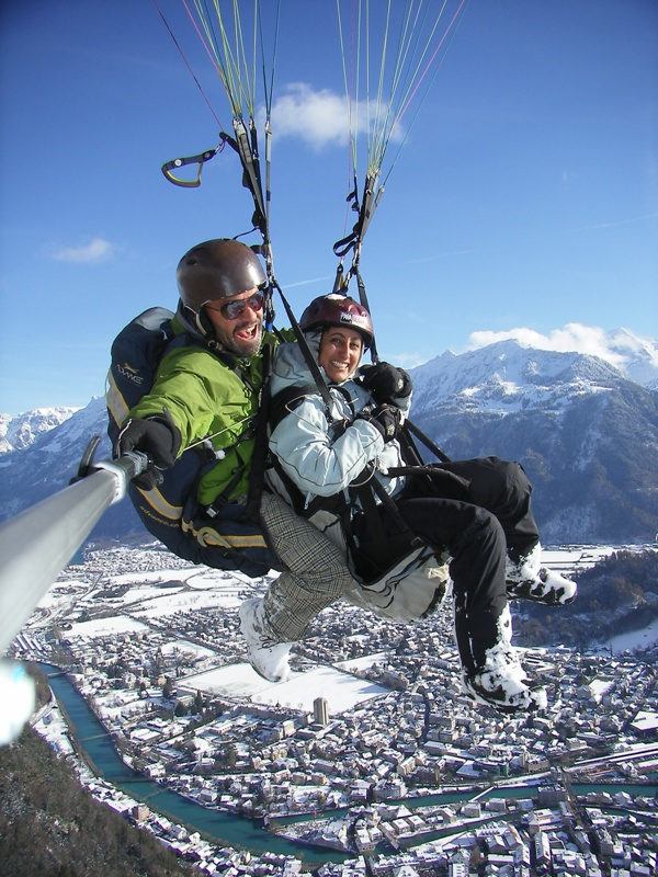 paragliding winter balmers booking hostel