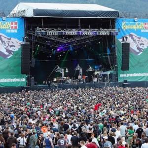 Green field festival