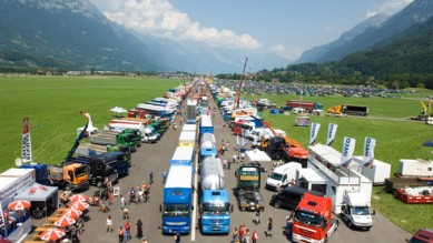 Balmers Interlaken Truckers & Country Festival