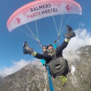 SLEEP AND PARAGLIDE – Spring