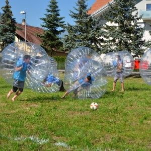Saturday Bubble Ball Bonanza