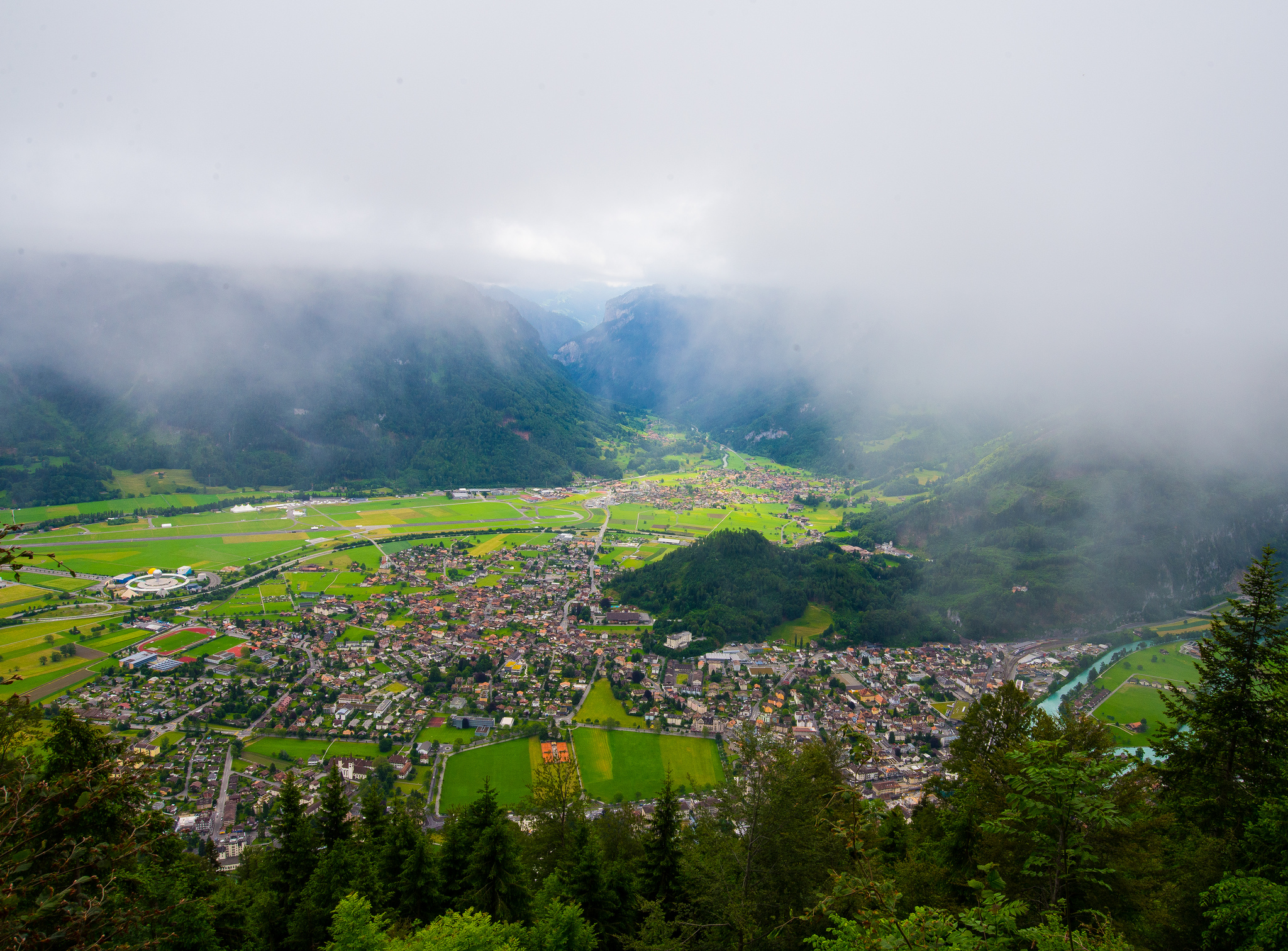 what to do when it is cloudy in interlaken