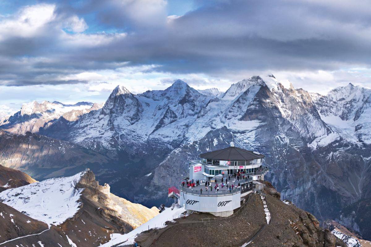 Schilthorn Best Outdoor Activities Interlaken Switzerland