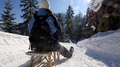 Balmers Interlaken 10% off your first winter activity