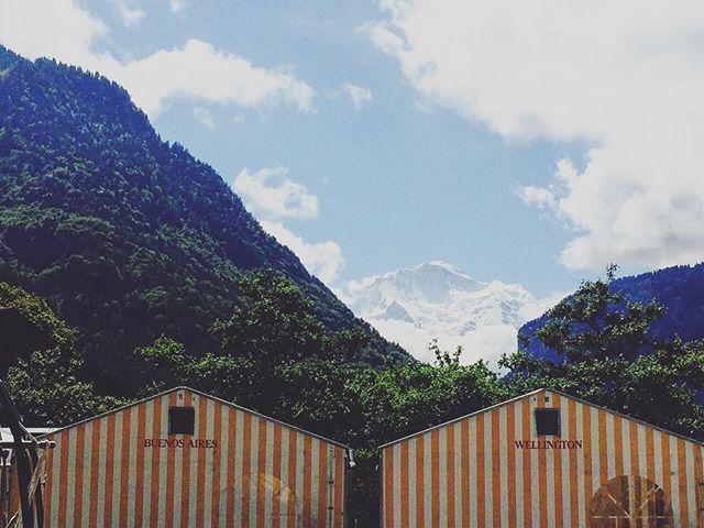 balmers tent village summer