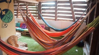 Balmers Interlaken Special hammock Room